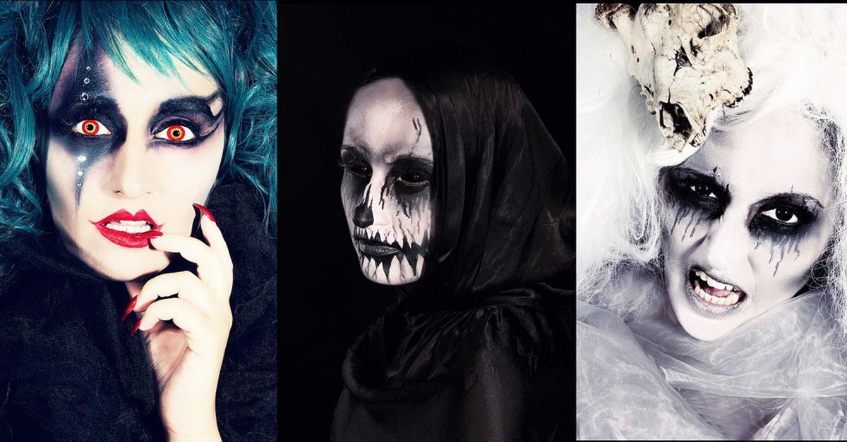 13 DIY Halloween Costumes That Are Actually Pretty Scary