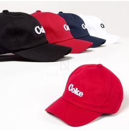 Coke Lettering Ball Cap 34