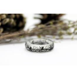 Raven Ring Totem Ring Bird Ring Animal Ring Crow Ring
