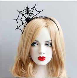 Halloween Ghost Festival Dance Gothic Cosplay Spider Headband