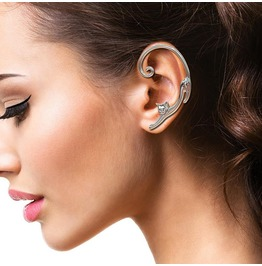 Single Stretch Cat Earcuff