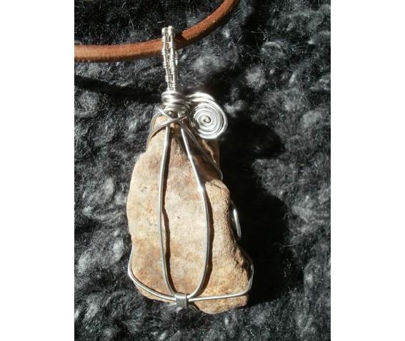 curvilinear_cordillera_wire_wrapped_flint_pendant_pendants_2.JPG