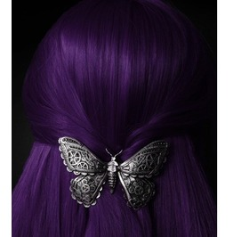 Restyle Clothing Mechanical Moth Hair Pin Rst001