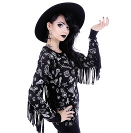 Restyle Clothing Witchy Jumper Sweater Rst021