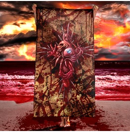 Gore & Blood Monster Beach Towel