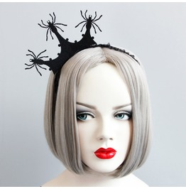 Spider Crown Hair Hoop Halloween Adult Party Show Cos Jewelry