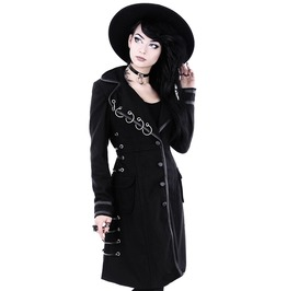 Restyle Clothing Pierced Coat Rst050
