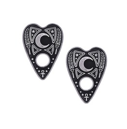 Restyle Clothing Ouija Planchette Hair Brooch Rst042