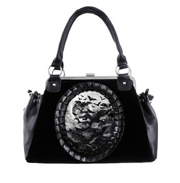 Restyle Clothing Cameo Vamp Hand Bag Rst038