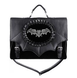 Restyle Clothing Magic Bat Messenger Bag Rst047