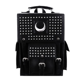 Restyle Clothing Iron Moon Backpack Rst054
