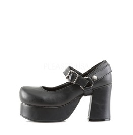 Abbey 02 Demonia Mary Jane Discontinued Style Size 8