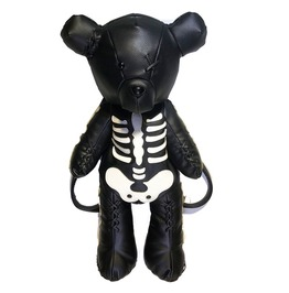 Skeleton Bear Backpack / Mochila Oso Esqueleto Wh463