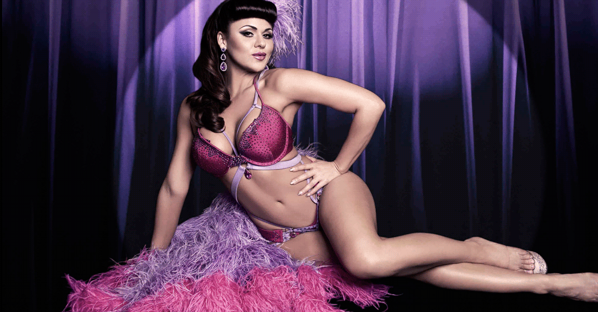 The Art Of the Tease: How Burlesque Style Is All About the Clothes You Leave ON