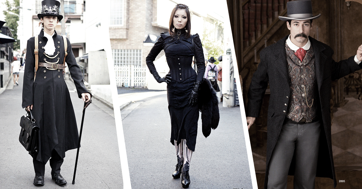 Casual Steampunk Looks You Can Wear to the Office