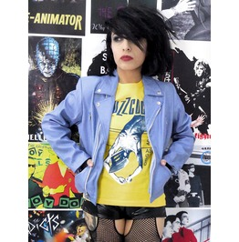 Buzzcocks Orgasm Addict Yellow Blouse T Shirt