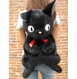 Ghibli Cat Backpack Mochila Gato Wh482