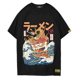 Noodles T Shirt / Camiseta Ramen Wh486