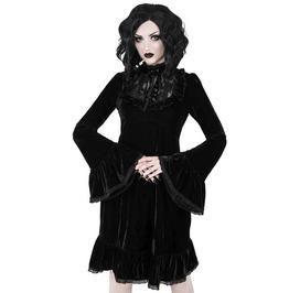 Killstar Mitsuyo Nu Lolita Lace Dress Victorian Steampunk Goth Vamp Ks10