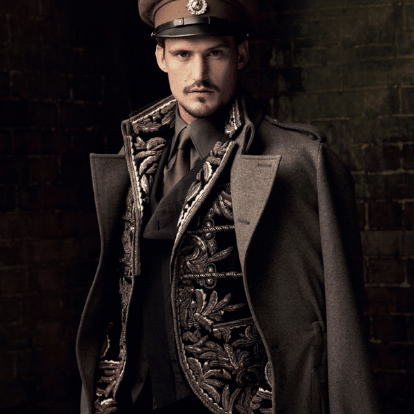 Steampunk Men's Clothing