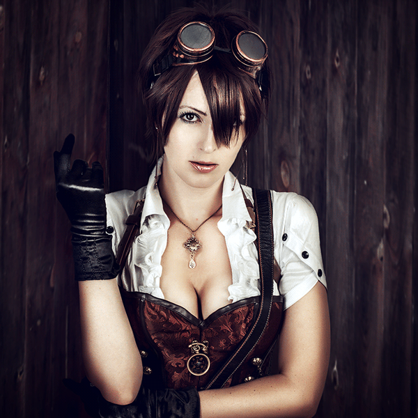 Steampunk Women's Clothing