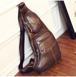 Multi Usage Men's Cross Chest Bag Messenger Bag Chb125