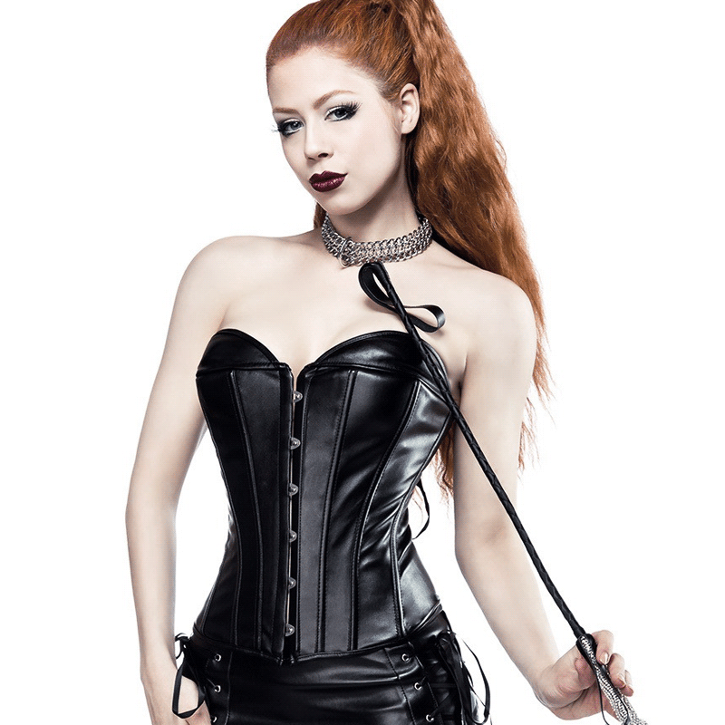 Goth Bustiers & Corsets