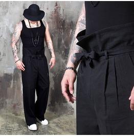Harajuku Vibe High Waist Wide Pants 251