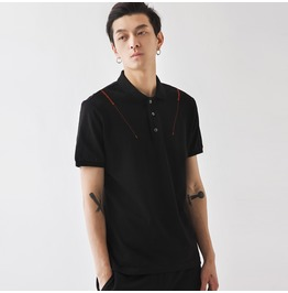 Men Fashion Slim Fit Short Sleeve Tee T Shirt Casual Top