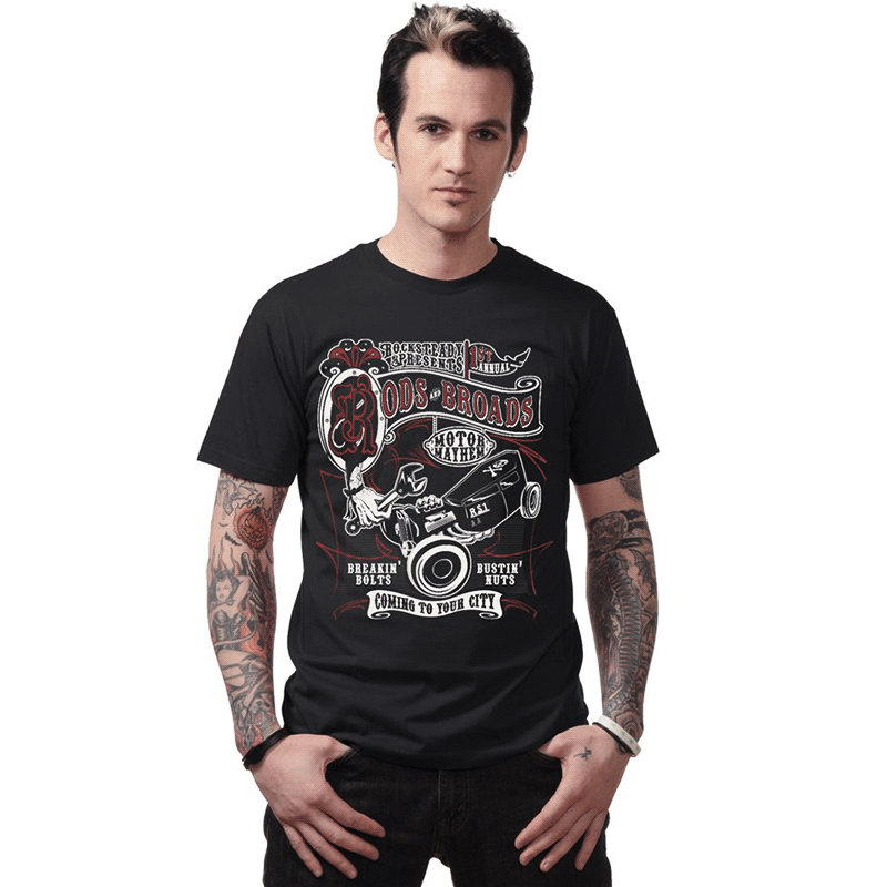Pin-up & Rockabilly T-Shirts