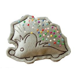 Stan Hedgehog Stuffie Plushie Pincushion