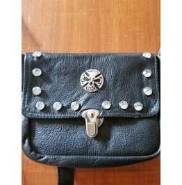 Leg Purse Leather