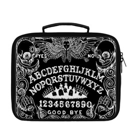 Ouija Black Lunch Box