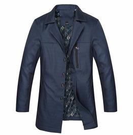 Plus Size 8 Xl Lapel Collar Zipper Pocket Button Down Suit Jacket Coat Men