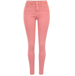Women's Pocket Ankle Stretch Skinny Jeans Pants