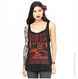 Darkest Before Dawn Women's Relaxed Tank