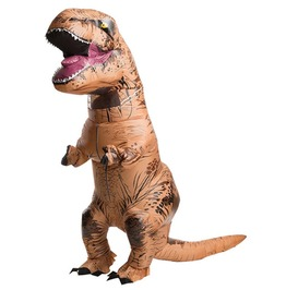Inflatable Blow Up Adult T Rex Dinosaur Halloween Costume