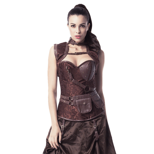 Steampunk Bustiers & Corsets
