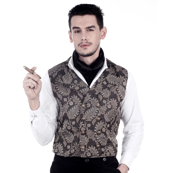Steampunk Vests
