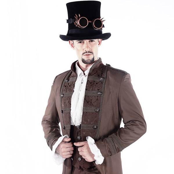36cbe65eb7406 Steampunk Clothing - Unique Steampunk Fashion
