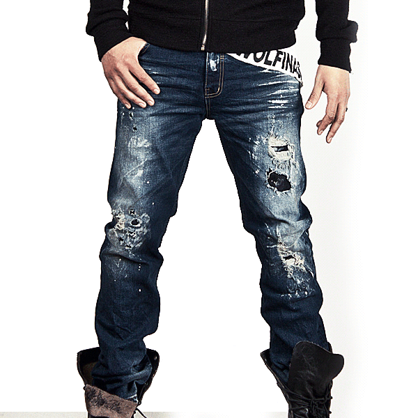 Street/Urban Fashion Jeans