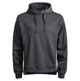 Men's Classic Distressed Cotton Hoodies