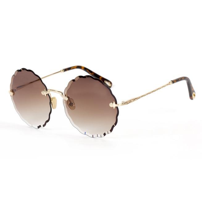 0e01d4f4d4d76 Women s Oversized Outdoor Sunglasses Rimless Polarized