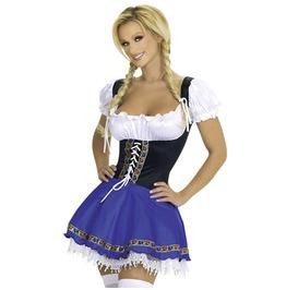 Sexy Bavarian Bar Maid Costume