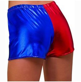 Harley Quinn Silk Shorts