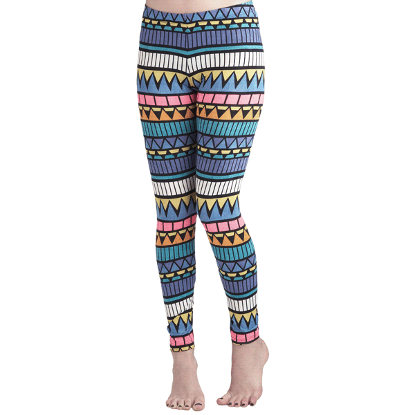 Vintage & Retro Fashion Leggings