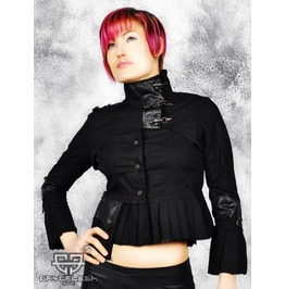 Lip Service Exile Steampunk Gothic Jacket