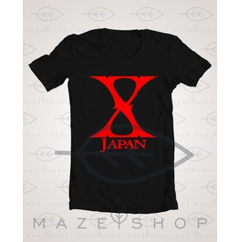 X Japan T Shirt Baby Metal The Gazette One Ok Rock Polkadot Stingray Hyde Mej