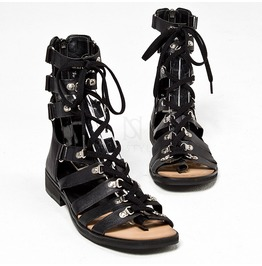 Lace Up Modern Gladiator Sandals 440