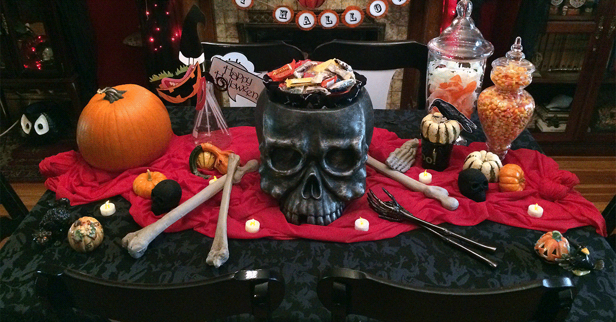 How to Accessorize Your Home With Skulls